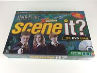Harry Potter 2nd Edition Scene It Board Game Christmas Fun