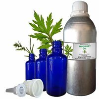 Pure MUGWORT OIL 100% Natural  Essential Oil Therapeutic Undiluted 5ml to 250ml
