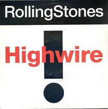 7inch THE ROLLING STONES Highwire HOLLAND 1991 EX +PS