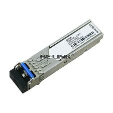 JD119B - HP X120 1G SFP LC LX 1310nm 10km Transceiver(Compatible with HP)