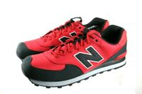 New Balance 574 NWOB Men's Running Shoes Size 17 (2E) Wide Red Black