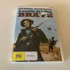 Lonely Are The Brave (DVD, 2009) Kirk Douglas