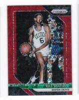 2018-19 Bill Russel #/125 Panini Prizm Celtics Red Prizm