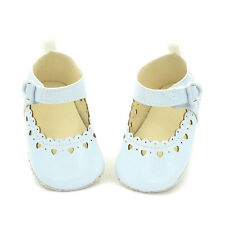 Toddler Baby Girls Soft Sole Crib Shoes Hollow Love Prewalker Anti-Slip Sneakers