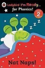 Ladybird I'm Ready for Phonics Level 2 Nat Naps Book 2014 Paperback