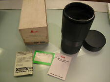 LEICA NEW TELYT R 560 MM F6.8 LENS HEAD FOR NOVOFLEX  LAST FROM SHOP  ART 11927