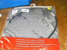 QH BC2118 Cable de freno de mano Opel Cavalier MK2 81-85 Opel Ascona C 81-88