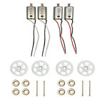 Replacement Repair MJX X101 RC Drone Quadcopter Spare Parts 8pcs upgraded