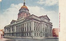 FORT WAYNE IN – Court House - 1908