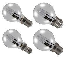 Eveready ECO Halogen Energy Saving Golf Ball Bulbs 20w 33w 48w E14 B22 E27 B15