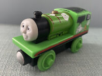 wooden thomas the tank engine train for brio roll n whistle percy