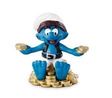 Les Schtroumpfs figurine Schtroumpf Chasseur de Trésor 6 cm smurf 207660