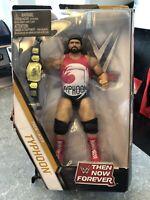 WWE Elite Collection Typhoon - Then & Now FBJ26 Mattel 2016 - Rough Shape