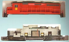 Life Like proto 2000 21523 gp30 Locomotive kansas CS #100 nuevo & en OVP