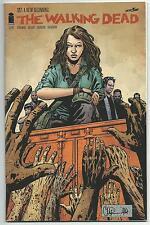 The Walking Dead 127 128 129 130 131 132 lot run 6 issues Negan Alpha Whisperers