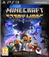 Minecraft:Story Mode A Telltale Game Series (PS3) 1st Class Fast & FREE Delivery