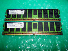 8GB HP 533MHz PC2-4200P CL4 DDR2 ECC Reg Server RAM (2x 4GB pair)