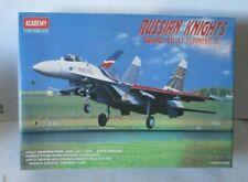 "Academy 1/48 Sukhoi Su-27 Flanker B ""Russian Knights"""