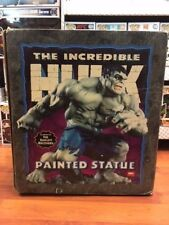 Bowen Statues Marvel's Incredible Hulk Gray Variant (0524/1000) BOX ONLY JC