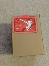 Castle Crashers Red Knight Figurine New in Box with Case The Behemoth