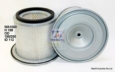 WESFIL AIR FILTER FOR Nissan Patrol 4.8L 2007 09/07-on WA1000