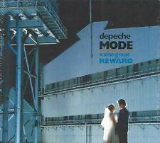 DEPECHE MODE Some Great Reward - CD + DVD - Digipak - 2013 - NEU / OVP
