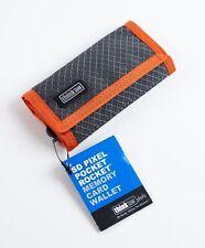 Think Tank Photo SD Pixel Pocket Rocket Memory Card Case Bag (gray/orange)