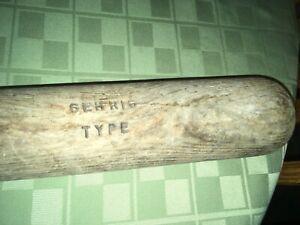 Vinatge Lou Gehrig Type New York Yankees Appalachian USED Baseball Bat