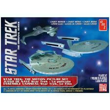 Round 2 Star Trek The Motion Pictures Cadet Series 1 2500 Scale Model Kit Set