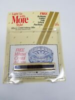 Vintage More Promotional Refillable Lighter -NIP - 1992