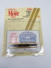 Vintage More Promotional Refillable Lighter -NIP - 1992