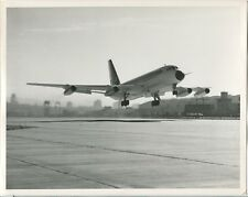 CONVAIR CV-880 LARGE OFFICIAL VINTAGE MANUFACTURERS STAMPED PHOTO 43444
