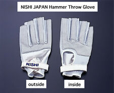 Nishi Japan Hammer Throw Glove Hard type for Left hand T5712A size:Xl