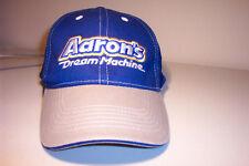 NASCAR Vintage Aron's Dream Machine Hat New 100-366
