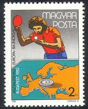 Hungary 1982 Table Tennis Championships/Sports/Games/Map/Animation 1v (n40323)