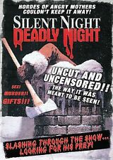 Silent Night, Deadly Night (DVD, 2007, Uncut; Uncensored)