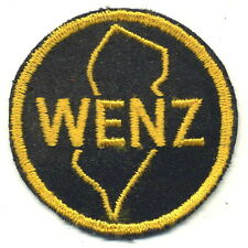 WENZ Patch (New Jersey)