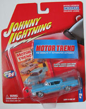 JOHNNY LIGHTNING MOTOR TREND 1958 CHEVY IMPALA #2