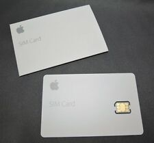Apple Sim iPad Cellular 4G LTE Data SimCard Mobile Broadband Roaming Stay Online