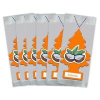 Little Trees Car Air Freshener 6-Pack (Coconut)