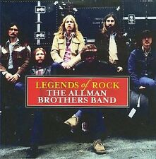 THE ALLMAN BROTHERS BAND - LEGENDS OF ROCK NEW CD