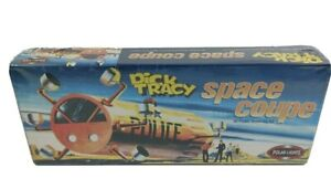 Dick Tracy Space Coupe Polar Lights Model #5097 New Sealed