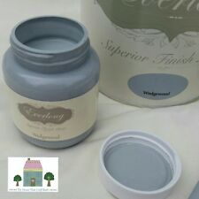EVERLONG CHALK PAINT SHABBY CHIC FURNITURE WEDGEWOOD TESTER