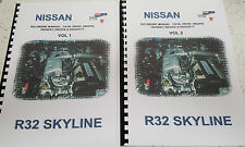 NISSAN SKYLINE R32 MOTORE manuale ca18i rb20e rb220de RB20DET rb25de RB26DETT