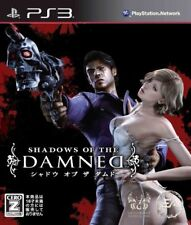 New PS3 Shadows of the Damned Japan Import