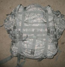 MOLLE II ACU Large Field Pack  w/ Frame shoulder straps belt very good cond
