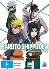 Naruto Shippuden: Collection 21 (Episodes 258-270) NEW R4 DVD