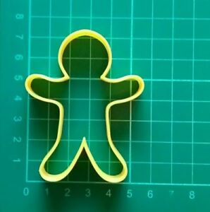 CHRISTMAS GINGERBREAD BISCUIT COOKIE CUTTER, COOKIES CRAFT CAKE DECORATING