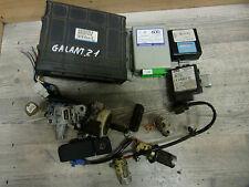 Mitsubishi galant vi motorsteuergerät mr507626 e2t72886 (21) * inmovilizador