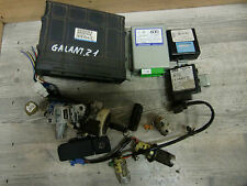 Mitsubishi Galant VI  Motorsteuergerät MR507626 E2T72886  (21)* Wegfahrsperre